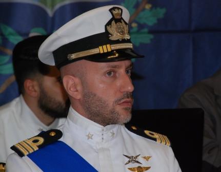 Il tenente di vascello Stefano Bissacco è il nuovo comandante dell'Ufficio Circondariale Marittimo di Carloforte.